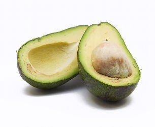 El aguacate es una fuente de vitamina E