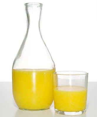Bebida típica de Seychelles a base de limón