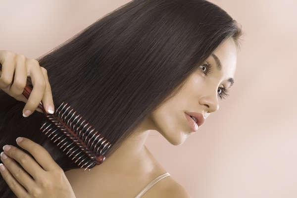 Hay que evitar las fuentes de calor en el pelo