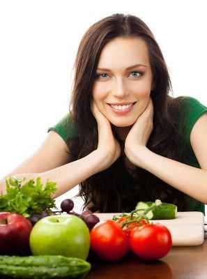 Una dieta equilibrada y variada es fundamental para una buena piel