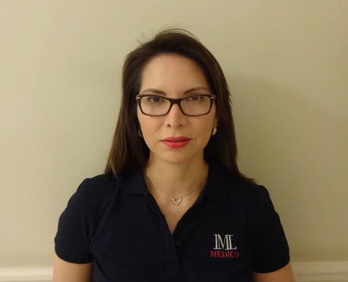 Dra. Ivette Alarcón