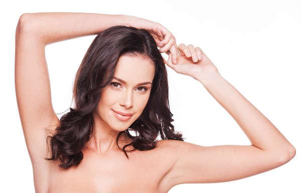 El pelo oscuro y la piel clara puede eliminarse con láser alejandrita