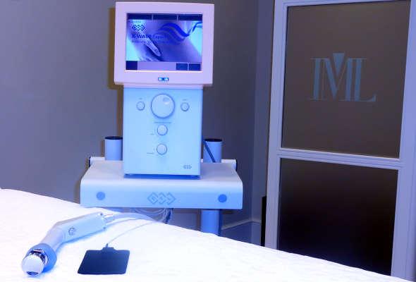 Tratamiento de ondas de choque contra la celulitis en IML (Madrid)