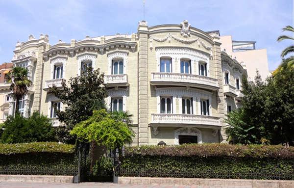 palacio de Nerva y Oliva