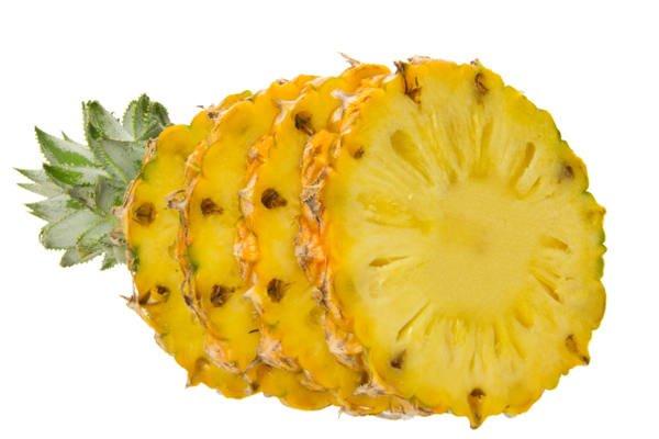 La piña posee un alto poder antioxidante