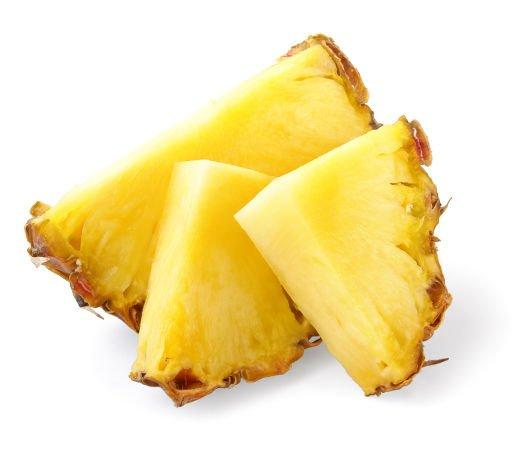 La piña, un alimento depurativo que puede tomarse tanto en el desayuno como en la comida y la cena