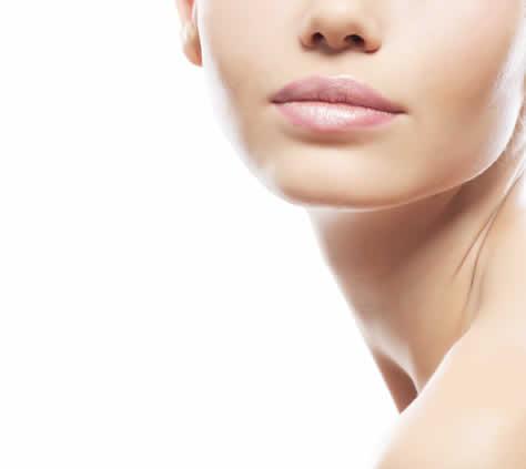 Pómulos y mentón determinan en gran parte la personalidad del rostro
