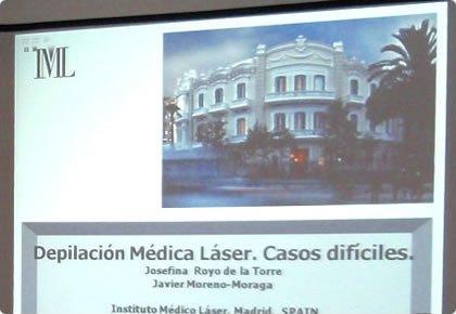 Ponencia de la Dra. Josefina Royo de la Torre en SELMQ 2011