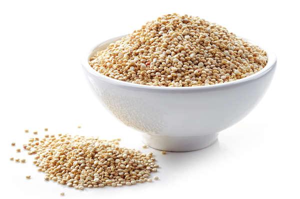 La quinoa es un ejemplo de hidratos de carbono de absorción lenta