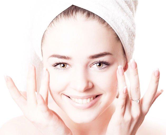 Si el paciente conserva los signos de la juventud, no es necesario sobre-estimular la piel