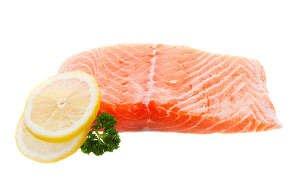 El salmón es uno de los pescados de temporada en enero y febrero