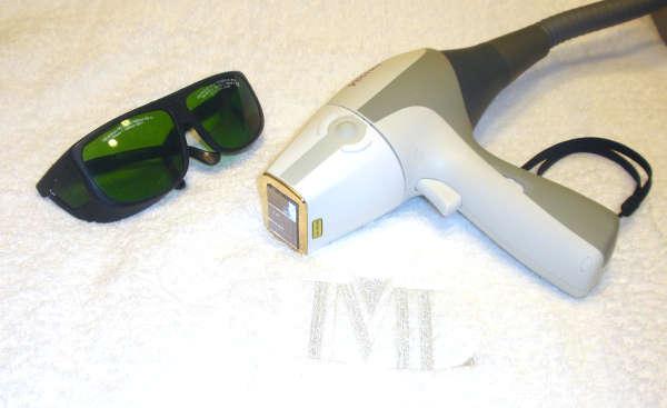 El amplio spot de Vectus, de 8,7 cm2, reduce el tiempo de cada sesión, disponible en IML (Madrid)