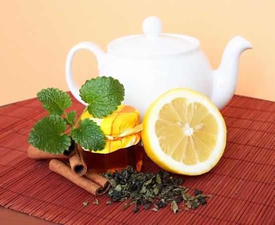 El té tiene propiedades estimulantes y diuréticas