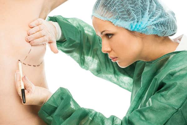 cicatriz operacion de pecho