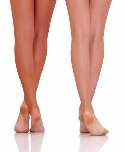 El tipo de vello influye en la elección del método de depilación