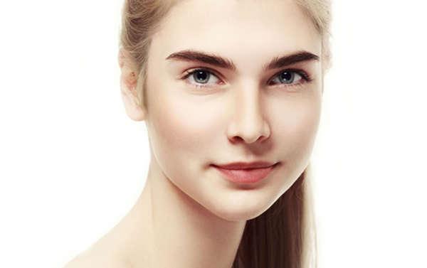 Rostro sin acné