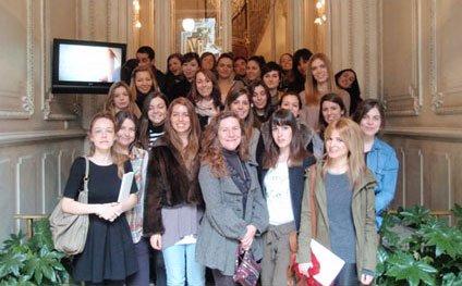 Visita de Estudiantes