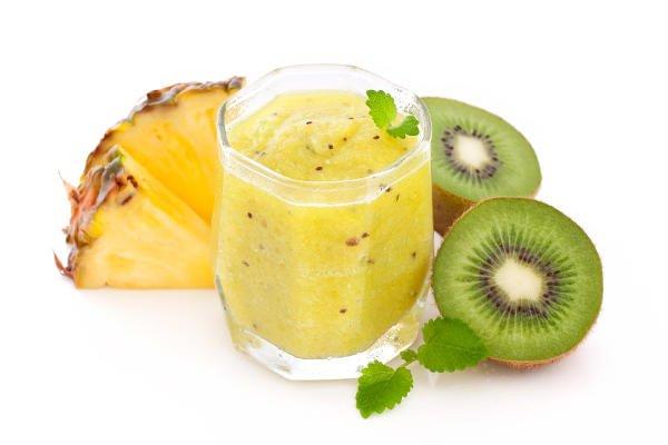 Macedonias y zumos de fruta naturales son la mejor opción para el postre y el tentempié