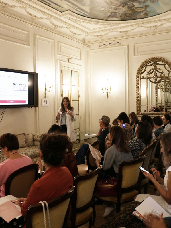 Presentación de Neauvia en IML