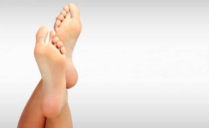 problemas estéticos de los pies