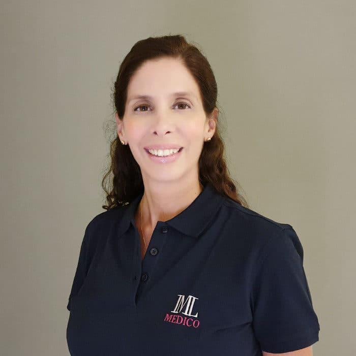 Dra. Lucrecia VIllanueva, cirujano plástico de IML
