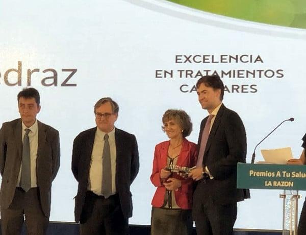 Premios A Tu Salud (Dr. Pedraz)