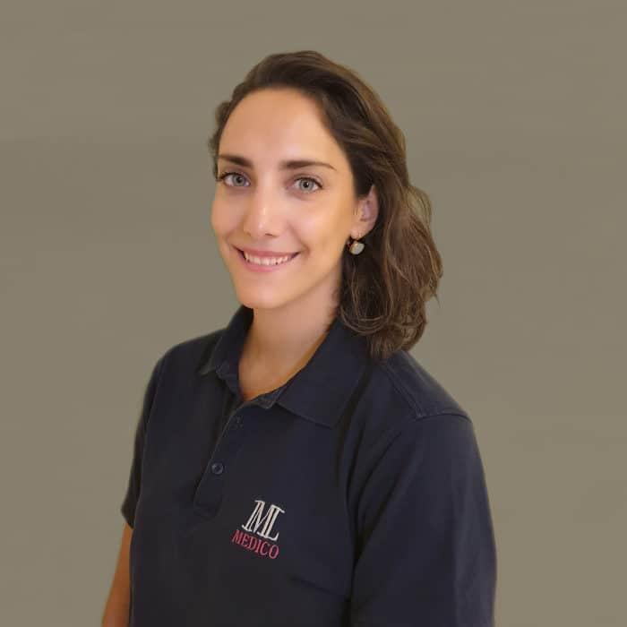 Dra. María Castellanos, dermatólogo de IML