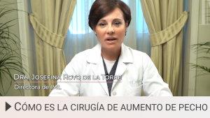 Cómo es la cirugía de aumento de pecho
