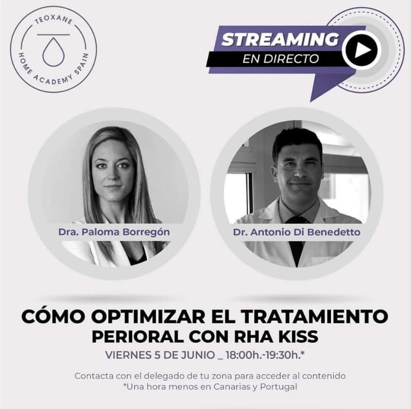 webinar tratamiento perioral
