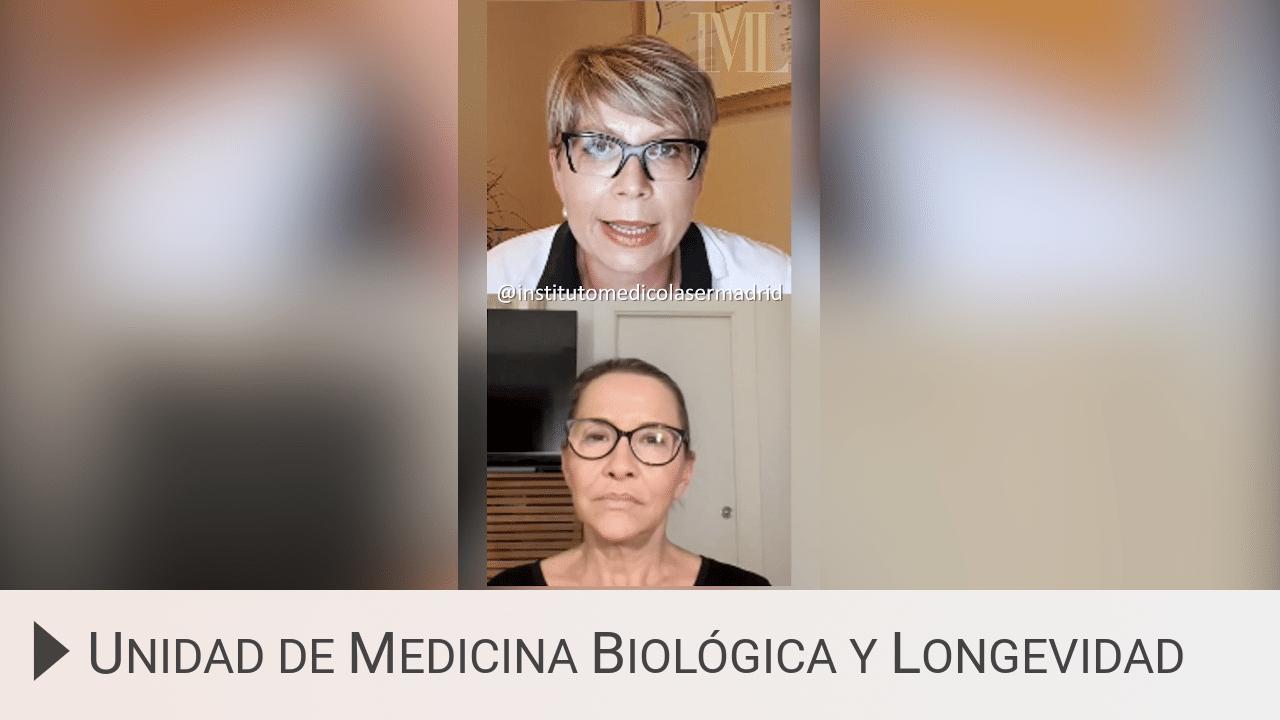 Directo en Instagram sobre Medicina Biológica