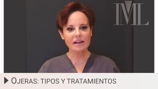 Ojeras: tipos y tratamientos