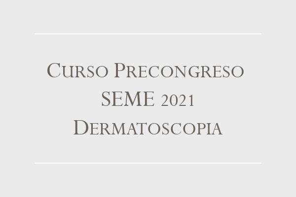 Curso Precongreso SEME 2021